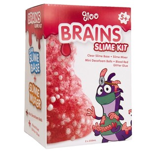 Gloo Brains Slime Kit