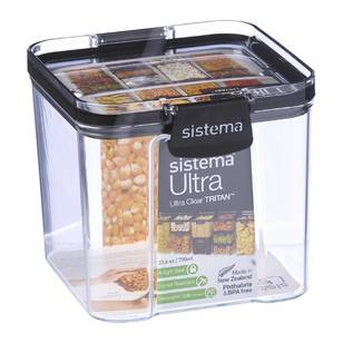 Sistema Ultra 700mL Square Container