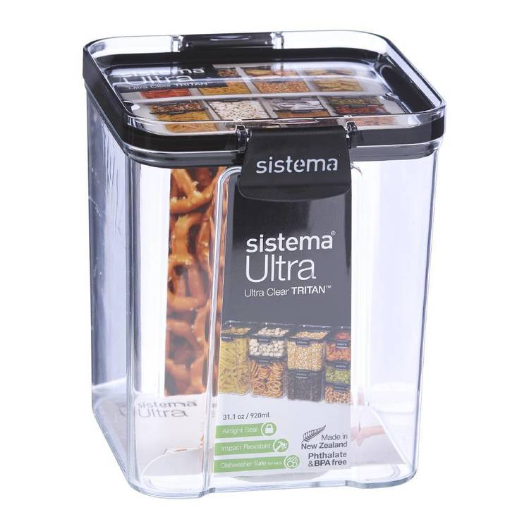 Sistema Ultra 920mL Square Container