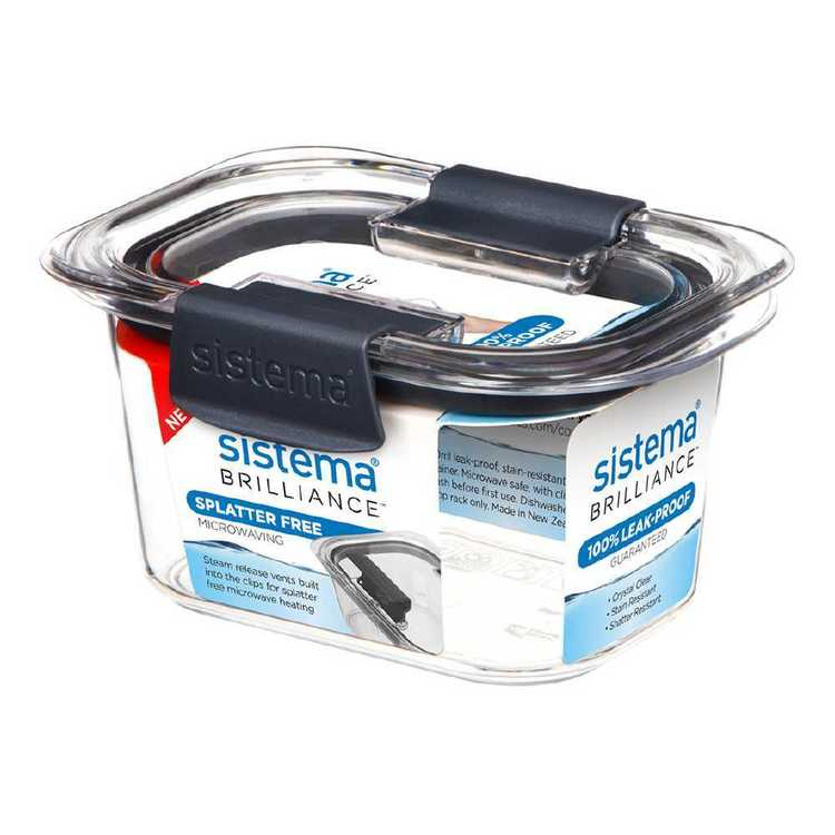 Sistema Brilliance 380 mL Container