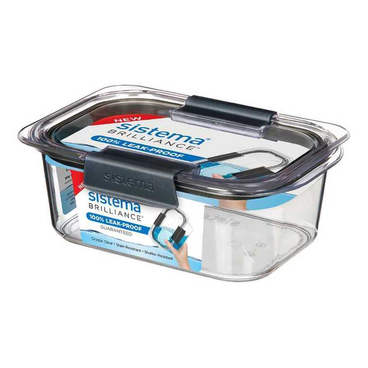 Sistema Brilliance 920 mL Container Clear