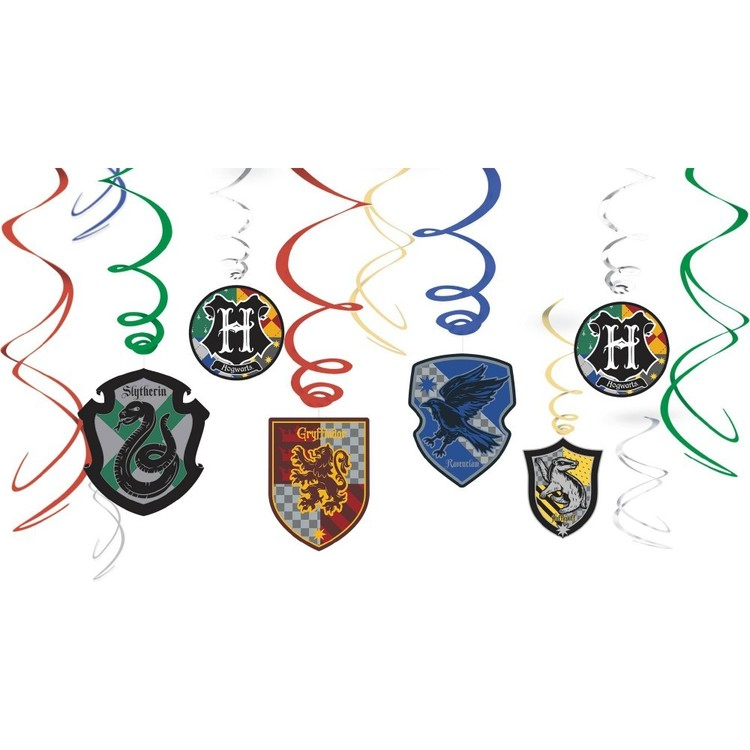 Harry Potter Swirl Value Pack Multicoloured