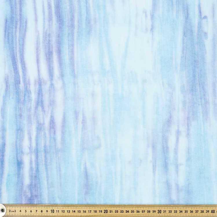 Printed Rayon Sea Fabric