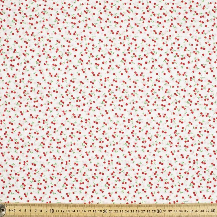 Mix N Match TC Tiny Cherries Fabric