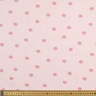 Printed Combed Cotton Tonal Spot 112 cm Fabric