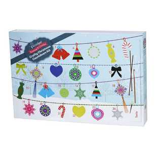 Passionknit Crafty Christmas Countdown Kit