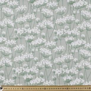 Garden #1 Printed Rayon Knit Fabric