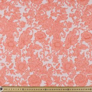 Garden #2 Printed Rayon Knit Fabric