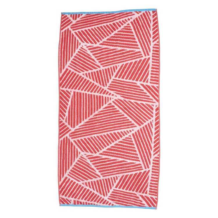 Mode Carnivale Beach Towel