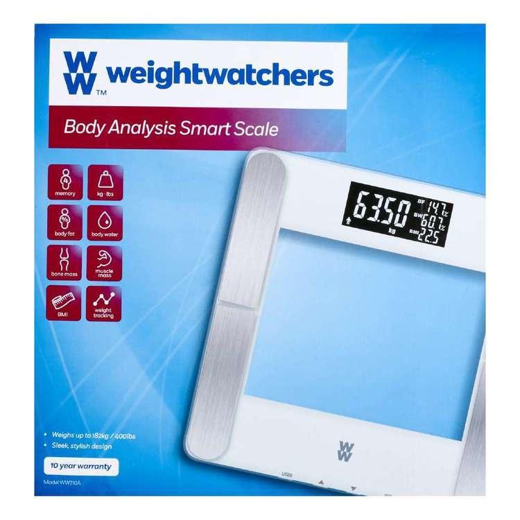 Weight Watchers Body Analysis Smart Bathroom Scale