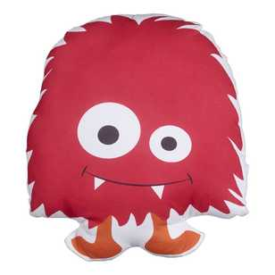 Ombre Blu Monster Mania Cushion