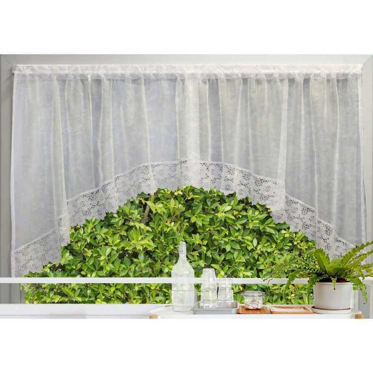 Filigree Bronte Jardiniere Sheer Curtain