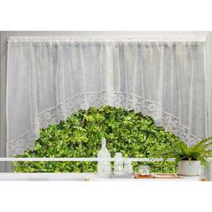 Filigree Bronte Jardiniere Sheer Curtain