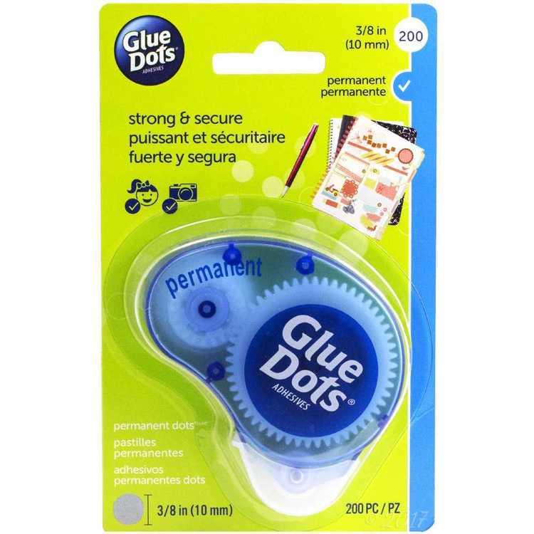 Glue Dots Dot N Go Permanent Dots