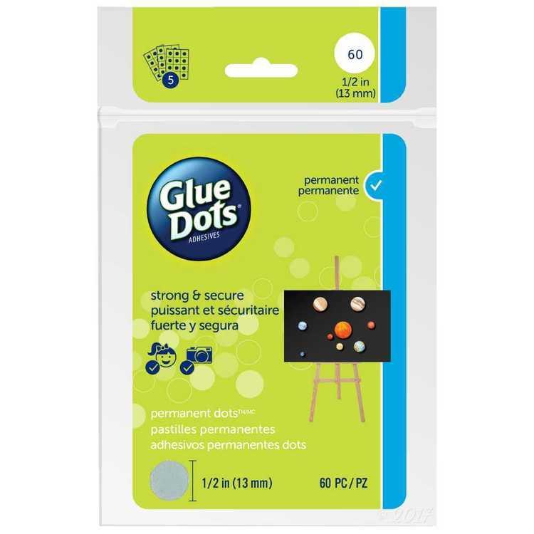 Glue Dots Permanent Dots Sheets