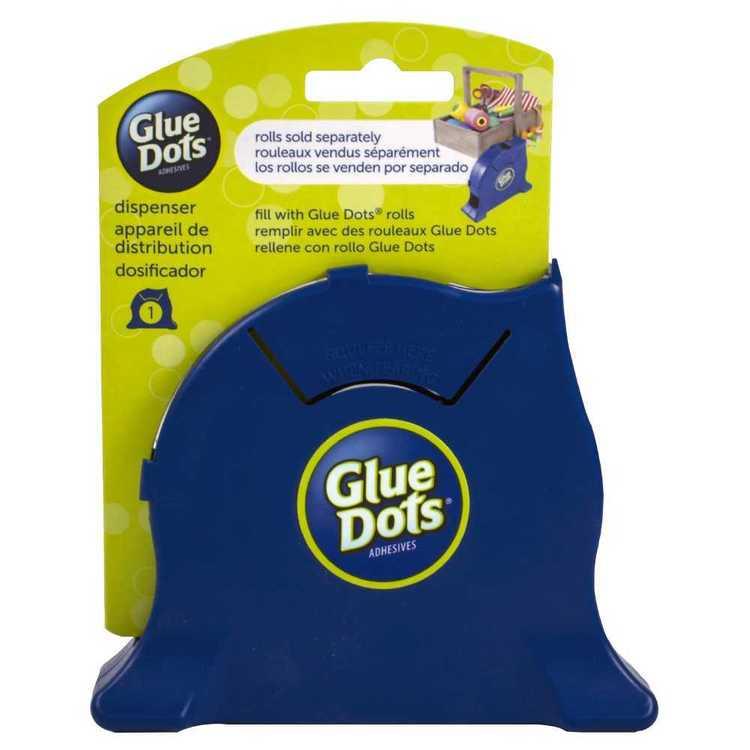 Glue Dots Desktop Dispenser