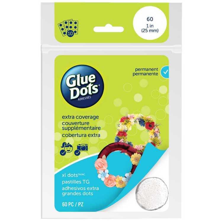 Glue Dots XL Dots Sheets