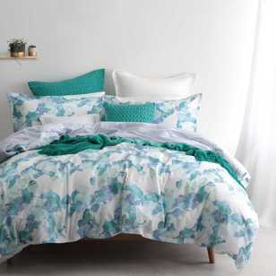 Logan & Mason Fiore Quilt Cover Set