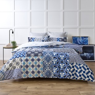 KOO Sirocco Quilt Cover Set