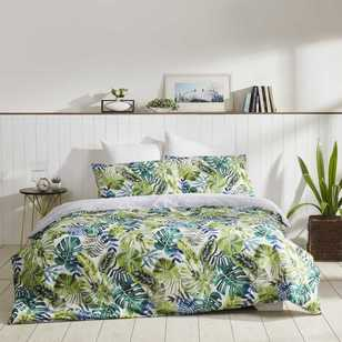 Brampton House Daintree Quilt Cover Set