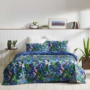 Brampton House Leilani Quilt Cover Set