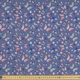 Country Garden Flutterbys Fabric