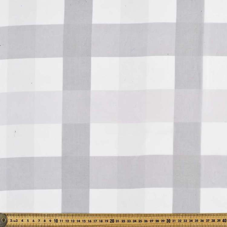 Printed Organza 142 cm Fabric
