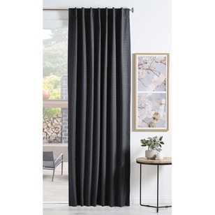 KOO Sherman Concealed Tab Top Curtain