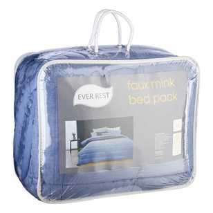 Ever Rest Faux Mink Bed Pack