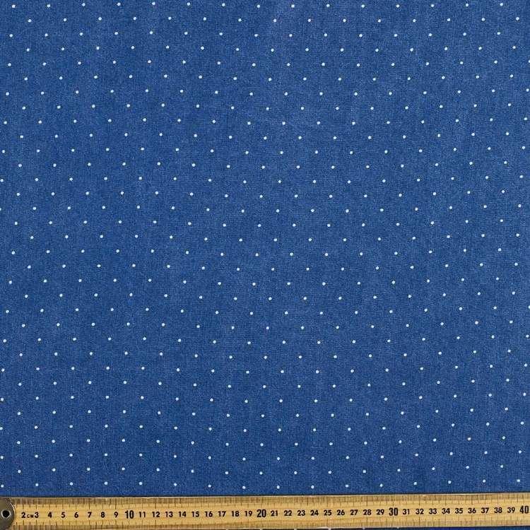 Spot Printed Tencel Fabric