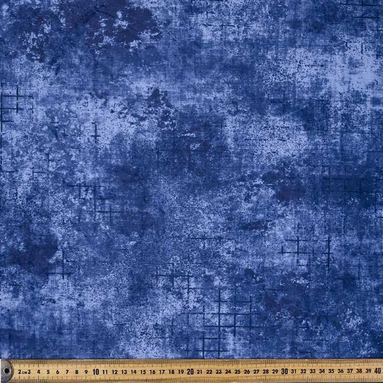 Ink Mist Printed Velvet Fabric