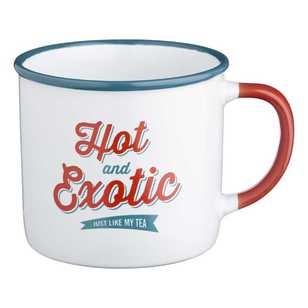 Jamie Oliver Hot & Exotic Mugs