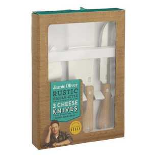 Jamie Oliver Set of Three Cheese Knives