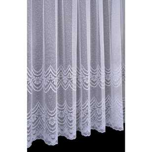 Caprice Louise Pencil Pleat Lace Curtains