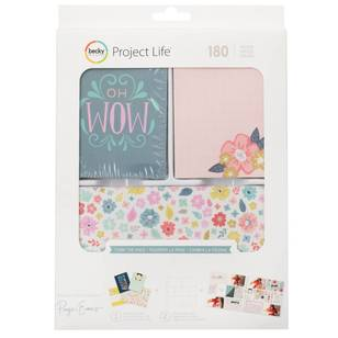 Project Life Turn the Page Kit