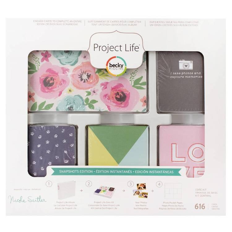 Project Life Snapshot Core Kit