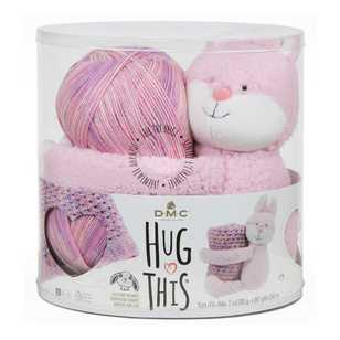 DMC Hug This Bunny Yarn Kit