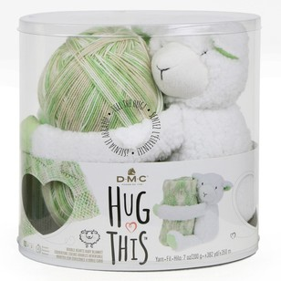 DMC Hug This Lamb Yarn Kit