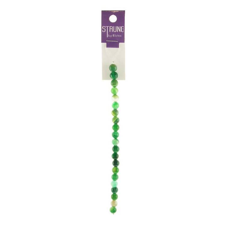 Ribtex Stone Beads String