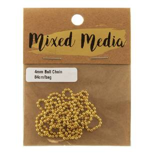 Ribtex Ball Chain with Clasp