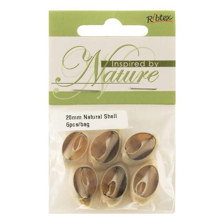 Ribtex Natural Shells