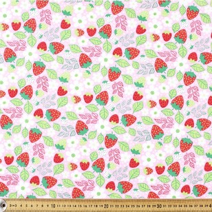 Mix N Match TC Strawberry Patch Fabric