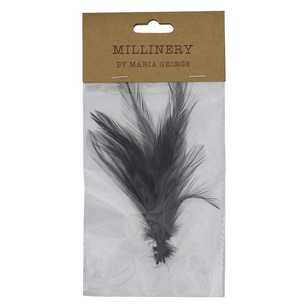 Maria George Cock Hackle Feathers 20 Piece