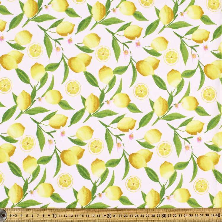 Mix N Match TC Lemonade Fabric