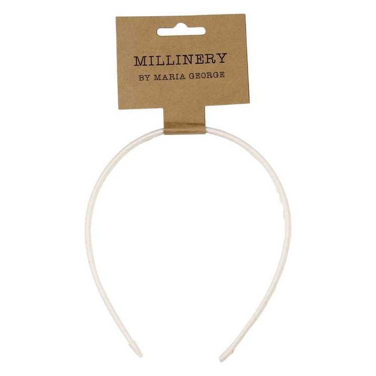 Maria George Grosgrain Ribbon Headband