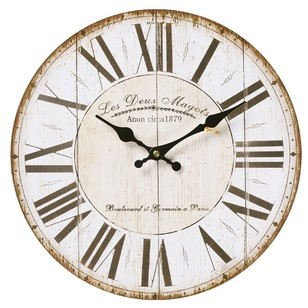 Cooper & Co MDF Clocks Design 10