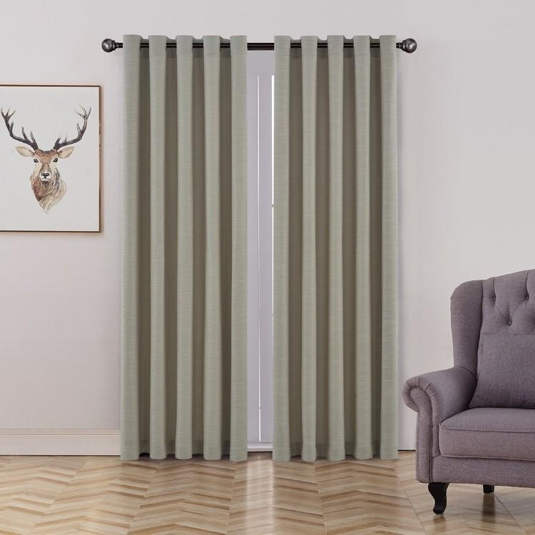 Koo Haywood Eyelet Curtains