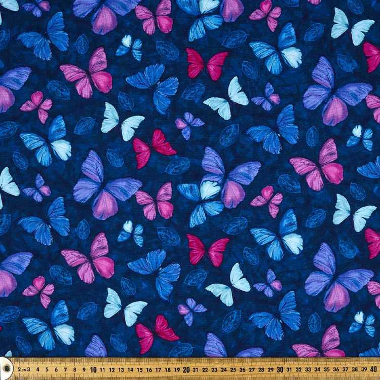 Studio E Viva Terra Small Butterfly Fabric