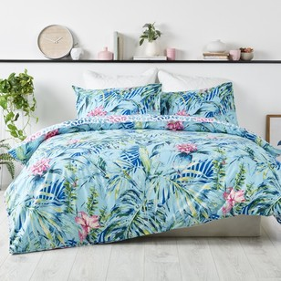 Brampton House Coogee Quilt Cover Set - Everyday Bargain