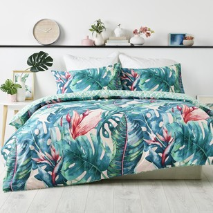 Brampton House Miranda Quilt Cover Set - Everyday Bargain